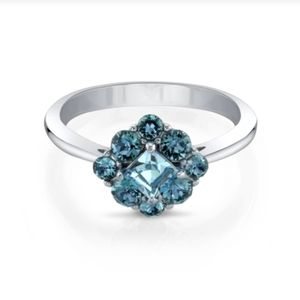 Fragrant Jewels NWT Size 8 Ring Choose Joy blue